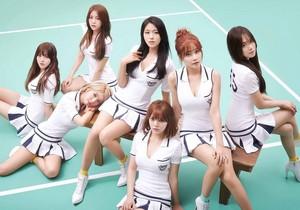 AOA – Concept foto For 'Heart Attack'