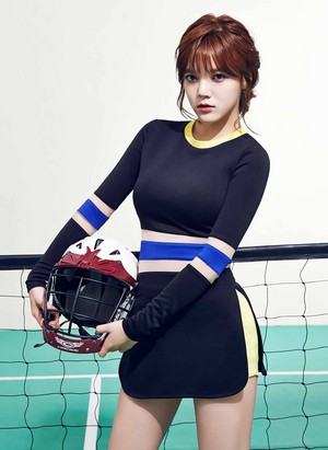 AOA Jimin – Concept 写真 For 'Heart Attack'