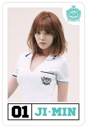 AOA Jimin 'Heart Attack'