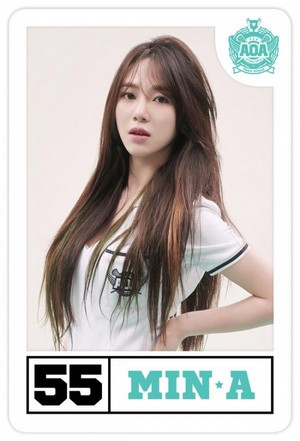 AOA Mina 'Heart Attack'