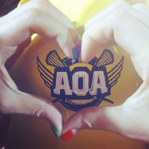 AOA new group logo hint on upcoming album