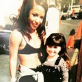Aaliyah on the set of 'Journey to the Past' ♥ - aaliyah photo
