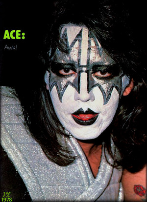 Ace Frehley 1978