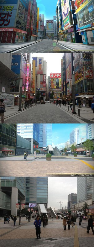 Akiba's Trip vs. Akiba