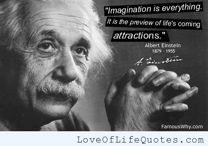 Schoolonwheels Wallpaper With A Signled Albert Einstein Quote