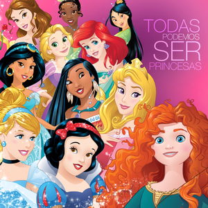 All 11 Disney Princesses