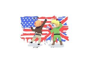 America tu little..