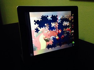American Dragon: Jake Long Puzzle