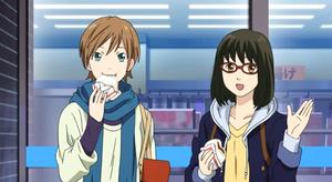 Ami and Yama