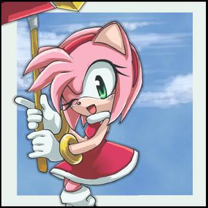 Amy Rose!