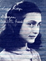 An edit of Anne Frank