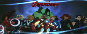 Animated The Avengers: Age of Ultron