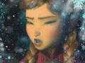 disney-princess - Anna Wallpaper wallpaper