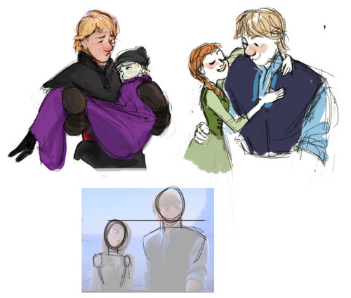 Anna and kristoff images anna and kristoff hd wallpaper and background