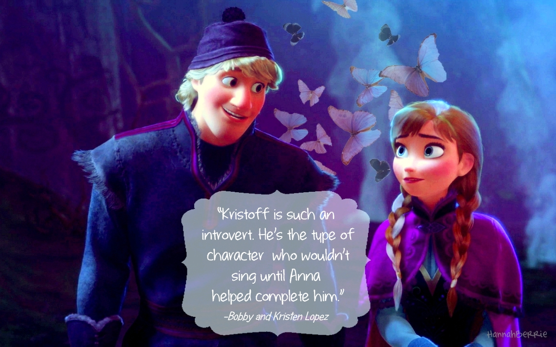anna and kristoff quotes anna and kristoff photo
