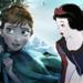 Anna and Snow White - disney-crossover icon