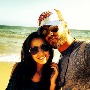 April, 24 - With His Best Friend At The Malibu's пляж, пляжный