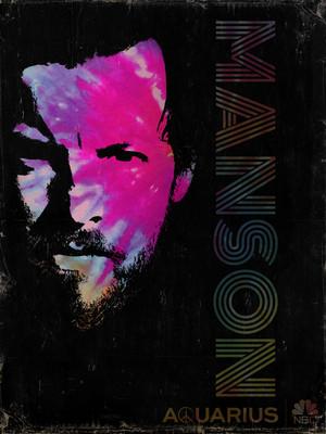Aquarius Poster - Charles Manson