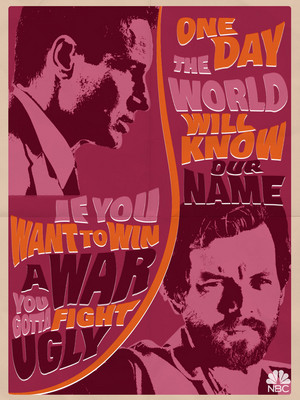 Aquarius Poster - One hari the World Will Know Our Name