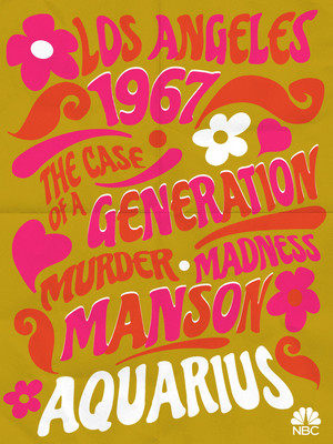 Aquarius Poster - The Case of a Generation