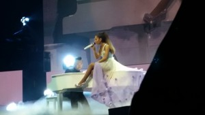 Ariana performing My Everything in Cologne♥