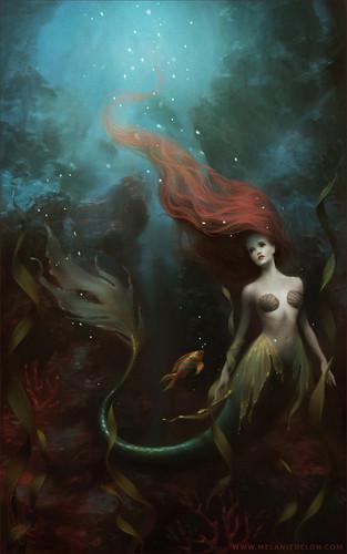 Ariel wallpaper entitled Ariel