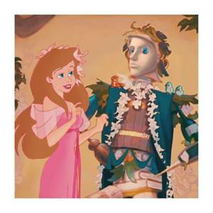 Ariel as Giselle