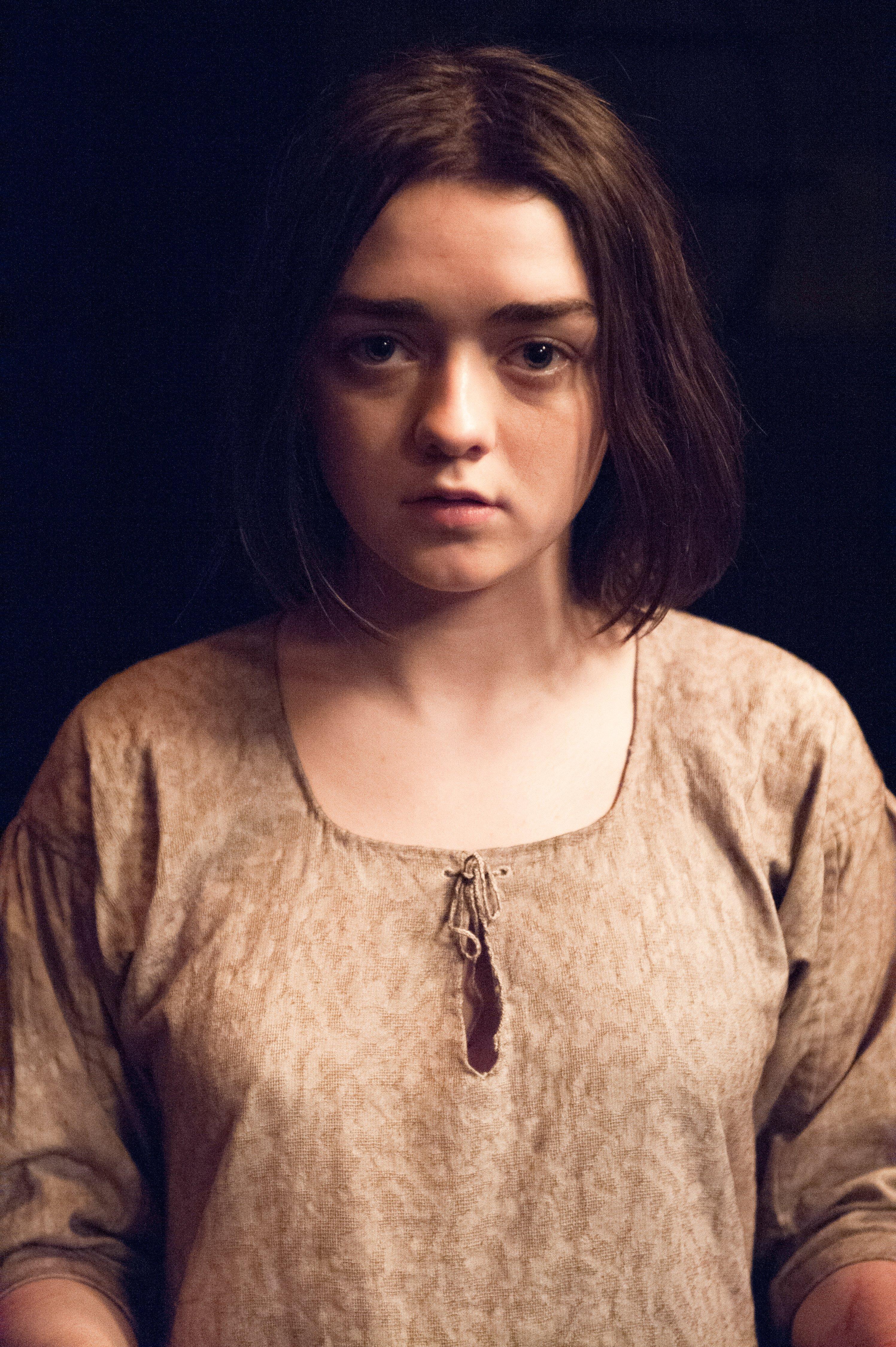 Arya Stark Arya Stark Photo 38570177 Fanpop