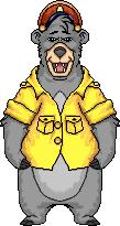Baloo bär