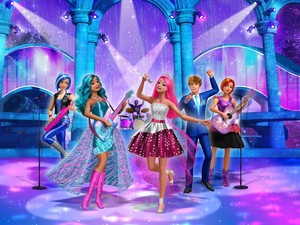 Barbie Rock 'N Royals Official Still