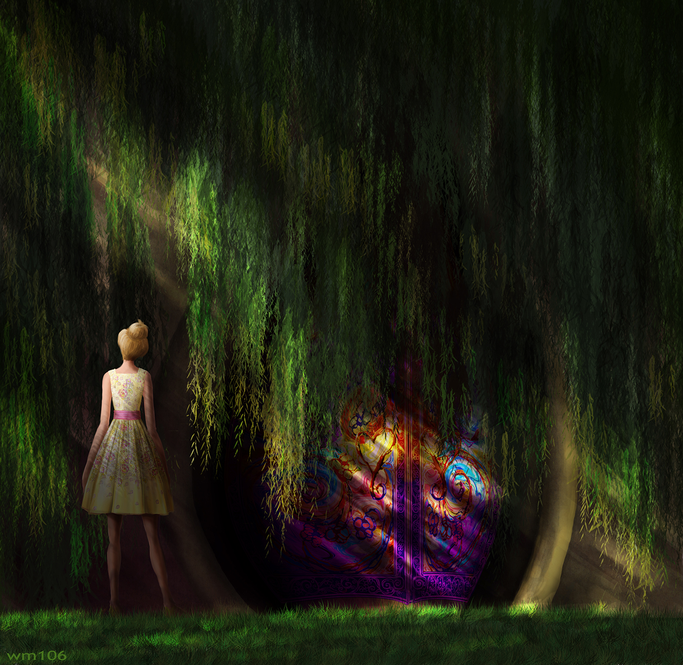 Barbie and the Secret Door - Concept Art