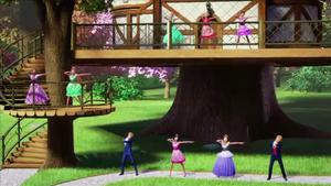 芭比娃娃 in Rock'n Royals - Official Trailer