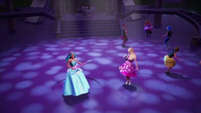 Barbie in Rock'n Royals - Official Trailer