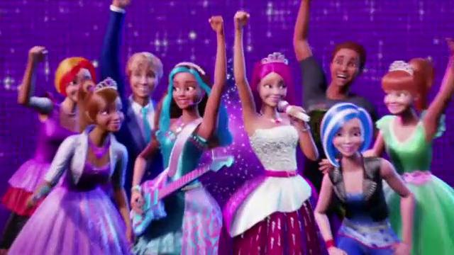 Barbie in Rock'n Royals - Official Trailer