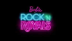 barbie in Rock n' Royals - Teaser Trailer Screencap