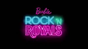 búp bê barbie in Rock n' Royals - Teaser Trailer Screencap