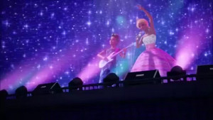 Barbie in Rock n' Royals - Teaser Trailer Screencap