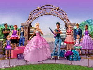 Barbie in Rock'n Royals