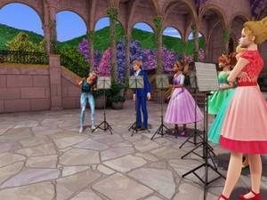 barbie in Rock'n Royals trailer
