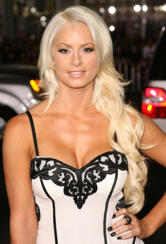 Maryse Ouellet wallpaper possibly containing a bustier entitled Beautiful Maryse