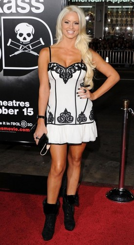 Maryse Ouellet wallpaper probably with bare legs, hosiery, and a hip boot called Beautiful Maryse