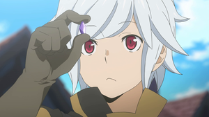 Bell Cranel from 'Dan Machi/Is it wrong to try to pick up girls in a dungeon? '
