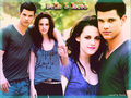 Bella and Jacob - jacob-and-bella wallpaper