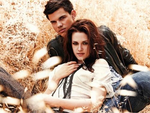 Jacob et Bella fond d'écran called Bella and Jacob