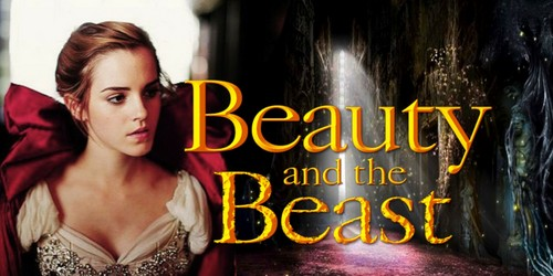 Beauty and the Beast (2017) پیپر وال entitled Belle