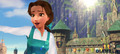 Belle in Arendelle