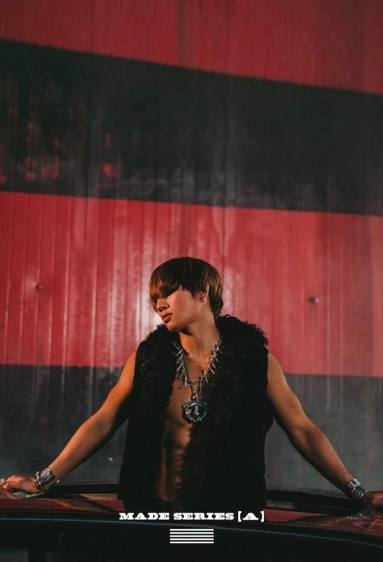 Big Bang Daesung for 'MADE' series 'A' single album
