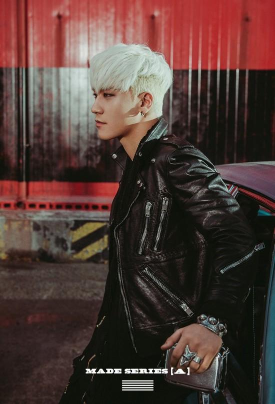 Big Bang Seungri for 'MADE' series 'A' single album