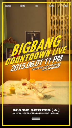 Big Bang to hold special live stream for 'We Like 2 Party' comeback