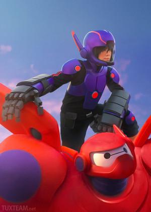 Big Hero 6 Cosplay